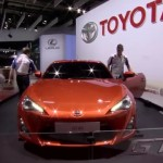 TOYOTA GT86 Simulator full motion