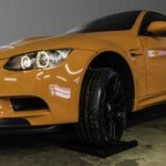 BMW M3 GTS RACING SIMULATOR FULL MOTION